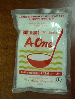 Bột Ngọt AOne
