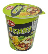 Mì ly Chay 65g